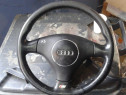 Volan piele complet S-line, Audi A3 an 97-2002