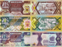 Lot 11 bancnote UGANDA 1987-2017 - UNC