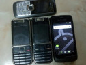 Telefoane vechi functionale,Nokia c2,Zte,etc