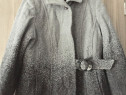 Palton Dama stofa degradé marimea 42-44
