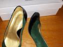 Pantofi noi,piele naturala