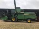 Combina John Deere 1075, header 4, 5 metri, import 2019