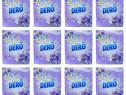 12x Dero Ozon+,Manual, Lavanda si iasomie, Detergent rufe