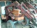 Tractor fiat 55 cai cu incarcator