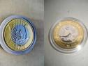A197-UNC Medalia Serbia Ingerul alb de la Mileseva moneda eu