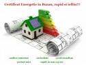 Certificat energetic Buzau, ieftin si rapid