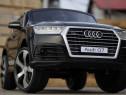 Masina electrica pt. copii Audi Q7 2x35W 12V, Panou comanda