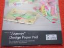 "Craft/arta""Journey""Design PaperPad-coli design vintage-cadou"
