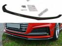 Prelungire splitter bara fata Audi A5 F5 S-Line 16-19 v2