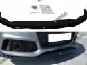 Prelungire splitter bara fata Audi RS7 Facelift 14-17 v5