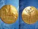 ZMT-2000- Ziua Marinei Timisoara 1931-Locul 2,medalie veche.