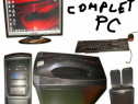 Kit Complet- PC: Sistem+Monitor+Boxe+Suboofer