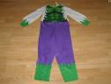 Costum carnaval serbare hulk 5-6 ani