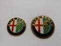 Embleme volan Alfa Romeo de 40 mm și 50 mm