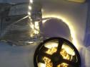 Banda LED alb cald, 5 m