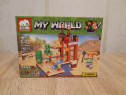 Set de 140 piese lego minecraft - my world ( elephant d )
