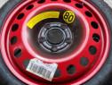 Roata rezerva subtire (slim) Opel R16
