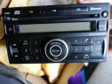 Radio player Nissan Qashqai