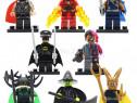 Set 8 Minifigurine tip Lego Super Heroes cu Thor (Ragnarok)