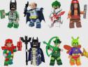 Set 8 Minifigurine tip Lego Batman cu Green Arrow