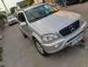 Mercedes ml w163 270cdi 4x4