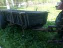 Remorca-caruta pt. tractor