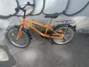"Bicicleta copii DHS 2001 portocaliu, 20"", Unisex,"