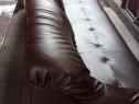 Canapea piele sintetică