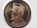 Moneda aniversara 50 bani Ferdinand I