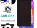 Samsung A10 A20e A40 A50 A70 - Folie Sticla Privacy 6D