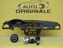 Plansa bord neagra Audi A6 4G Include plansa bord, airbag vo