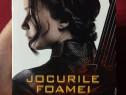 BoxSet DVD colectia The Hunger Games - Jocurile Foamei , NOU