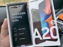 Samsung a20 nou la cutie garantie 2 ani trimit nu schimb