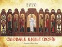 Calendarul bunului crestin - cu iconostase - 2020