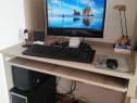 "Calculator Intel Pentium Dual Core+ monitor 19""+ sistem 5.1"