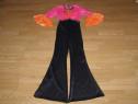 Costum serbare salopeta dans pentru copii de 8-9-10 ani