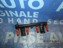 Rampa injectoare Peugeot 307 1.6 16v 2003; 9650764780