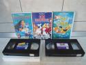 Casete video, cu desene Walt Disney limba Germana