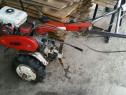 Motocultivator Honda Cu accesori plug greutati roti etc.