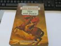 Leo Tolstoy War and Peace Limba Engleza Wordsworth Classics
