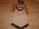 Costum carnaval serbare indianca 10-11-12 ani