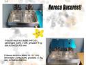Friteuza electrica 2+8 litri /2+11 litri banc