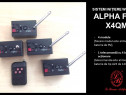 Sistem wireless vulcani alpha fire x4qm de 9v