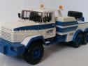 Macheta KrAZ 6322 BRO-200 camion asistenta - scara 1/43
