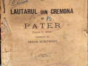 Lăutarul din Cremona și Pater