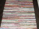 Carpeta / Covor taranesc simplu - 190 x 120 cm - Nou