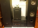 Yamaha receiver RX-V690 + Yamaha CD player CDC-901 + boxe Ya