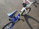 Bicicleta copii roti 16 si ajutatoare