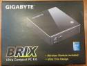 Mini PC Gigabyte Brix GB-BXi7-4500, i7-4500+12GB RAM+128 SSD