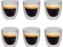 Pahar termic perete dublu pentru cafea espresso,50831